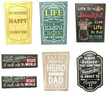 Indoor Signs/Plaques