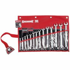 Sidchrome SCMT22210 Ring and Open End Spanner Set - 14Pieces