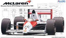 Fujimi 09066 GP-22 1/20 Model Formula One Kit McLaren Honda MP4/5 Belgian GP '89