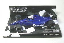 Tyrell FORD 018 n. 3 Jonathan Palmer San Marino GP 1989 1:43