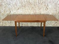 60er 70er Jahre Teak Tisch Dining Table Eßtisch Burchardt-Nielsen Danish Design