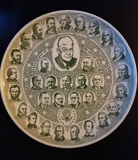 Our Nation's Presidential Plate #T17