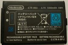 New Original Genuine Authentic OEM Nintendo 3DS 2DS CTR-003 001 1300mAh Battery