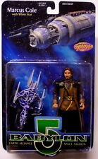 Babylon 5 Marcus Cole Action Figure Series 2 Tv Warner Brothers Amricons