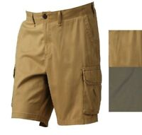 Urban Pipeline Mens Twill Cargo Shorts Cotton Solid size 30 32 NEW