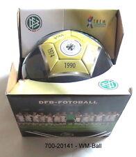 700-20141 DFB -World Cup photo-Ball the german Nationalmannschaft