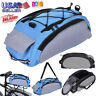 Cycling Bicycle MTB Bike Rear Seat Rack Storage Trunk Bag Pouch Handbag Pannier