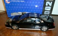ACTION 2002 DALE EARNHARDT SIGNATURE EDITION STREET VERSION MONTE CARLO SS 1/18