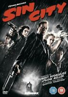 Neuf Sin City DVD (MIRLGD94554)