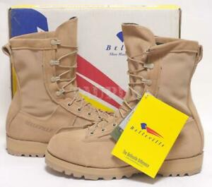 Military Belleville Waterproof US Army Air Force Flight Work 790G Goretex Boots