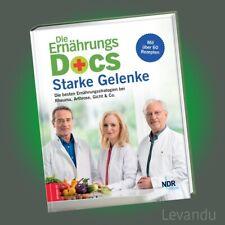 DIE ERNÄHRUNGS-DOCS - STARKE GELENKE   Ernährung bei Rheuma, Arthrose, Gicht ...