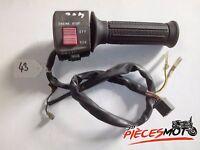 Commodo droit / Poignée gaz / Accélérateur SUZUKI GSF 400 BANDIT