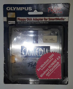 Olympus Flash Path Floppy Disk Adapter for SmartMedia (BRAND NEW!)