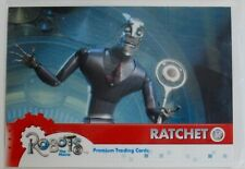 Robots : Rachet 1x Non Sport Update Promo Insert Card # P-2 2005 Inkworks NM+