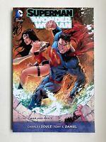Superman Wonder Woman Volume 2: War And Peace - DC Trade Paperback Graphic Novel