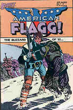 American Flagg! # 7 (Howard Chaykin) (USA, 1984)