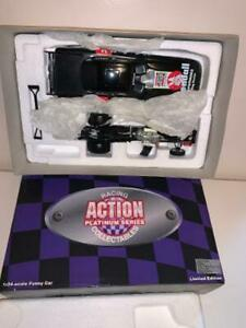 ACTION 1997 KENDALL 1/24 CHUCK ETCHELLS FUNNY CAR 1/5,784 NHRA DIECAST NEW