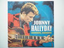 Johnny Hallyday 33Tours vinyle Souvenirs, Souvenirs compilation 2016