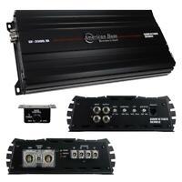 American Bass GF35001D Monoblock Amplifier, 3047 Watts RMS