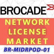 BR-MIDRPOD-01Brocade Ports-On-Demand - 8 ports License, E-Delivery
