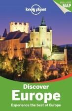 Lonely Planet Discover Europe (Travel Guide) paperback