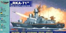 Mirage rka-71 korweta tarantul IV z systems kortik 1:400 model kit-new kit