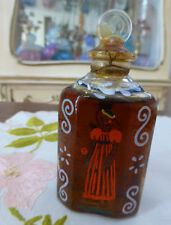 VTG Corded 1940s Shulton EARLY AMERICAN OLD SPICE Perfume 1 Oz ORIGINAL Formula