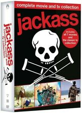 Jackass: Complete Movie and Tv Collection (Includes Jackass 7-Movie Co