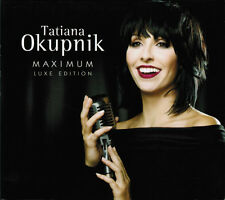 TATIANA OKUPNIK MAXIMUM CD SINGLE RARE NEW PROMO LUXE EDITION SEB SKALSKI MIXES