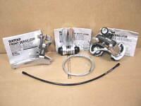New-Old-Stock Suntour GPX 6//7 Speed Shifter//Derailleur Set...Retail Boxed