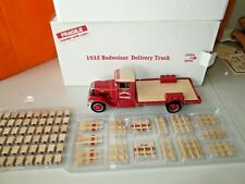 Danbury Mint 1937 Budweiser Delivery Truck 1:24 Diecast in Box
