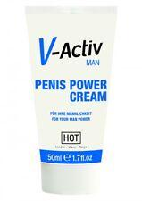 PENIS POWER CREAM For MEN V-Activ Man ACTION GEL Erection Sex Aid HOT Man