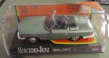 Mercedes Benz 350 SL Convertible 1971 New Ray Die Cast 1:43 Model 48429 NUOVO