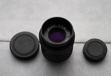 """25mm f1.4 1/2"""" CCTV Lens C mount for M43 M4/3 E-PL7 E-P5 EM10II EM10 Pentax QS1"""