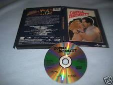 Double Indemnity Dvd Rare Snapcase Image Entertainment