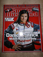 Danica Patrick Autographed Signed Sports Illustrated 16x20 Photo Steiner Coa