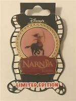 DSF NARNIA LION, THE WITCH & THE WARDROBE (CENTAUR) LE 300 DISNEY PIN 43220