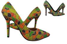 Markenlose Damen-Halbschuhe & -Ballerinas aus Textil 41 Größe