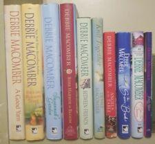 Debbie Macomber Hardcover Lot Of 10 Books