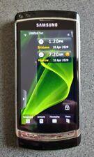 Samsung i8910 Omnia HD (AU Stock)