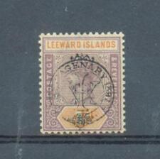 More details for leeward is 1897 4d sg.12 mh