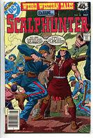 Weird Western Tales 55 DC 1978 VF Scalphunter Luis Dominguez