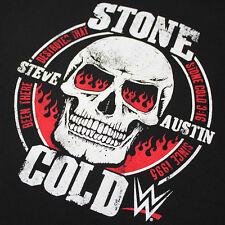 WWE Stone Cold Steve Austin Been Here Since 1995 Skull T-Shirt M-XXL