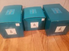 """Sleeping Beauty Fairies Disney Classics """" All 3 of them with boxes and Coa """""""