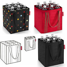 Reisenthel Re usable Wine Water Soft Drinks 9 Section Bottle Shopping Bag