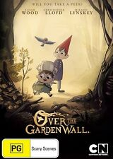 Over the Garden Wall NEW R4 DVD