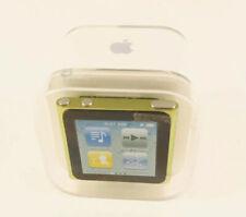 Apple MC690LL/A 8GB 6th Gen iPod Nano - Green - Model A1366  Factory Sealed