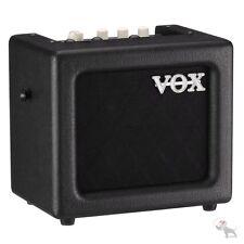 Vox MINI3 G2 Modeling Guitar Practice Amplifier 5-Inch Speaker Black w/ Effects
