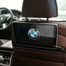 Car TV Television 12V Rear Seat Monitor For BMW Android 7.1 Headrest DVD Screen
