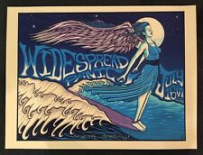 Widespread Panic 7/16/2016 Poster Los Angeles CA Signed & Numbered #/19 A/E